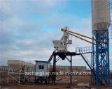 Mini planta de mistura Hzs35 concreta modular para Ámérica do Sul