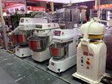 Horno rotatorio diesel del estante de las bandejas de Hongling 16 de la máquina de la panadería