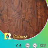 Plancher en bois en bois stratifié par stratifié d'érable de vinyle du parquet HDF