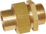 Guarnición de cobre amarillo del Soldar con autógena-Fin (A. 0352)