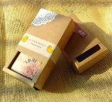 Caisse d'emballage de papier de produits de beauté faits sur commande de parfum