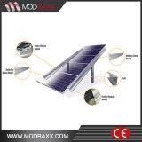 Support solaire adapté aux besoins du client de bâti de parking (GD980)