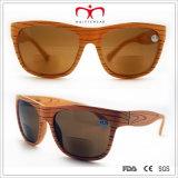 Vendas quentes De madeira-Como os óculos de sol da lente bifocal (WRP409008)
