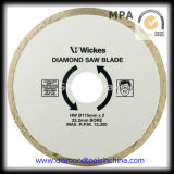 Хорошая алмазная пила Blade Performance для Stone Marble Granite Concrete