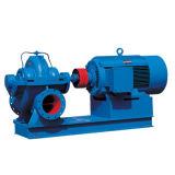 쪼개지는 케이싱 소용돌이 모양 펌프 단단 양쪽 흡입 수도 펌프