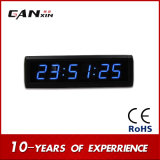 [Ganxin] de In het groot Elektronische LEIDENE van de Prikklok 1.8inch Klok van de Muur