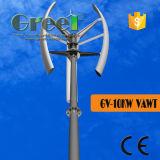 Turbina de 10kw de China eje vertical del viento fuera de la red / Conectado a la red para el hogar