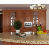 Cherry Solid Wood Kitchen Door/ Used Kitchen Cabinets Craigslist Kitchen Furniture