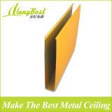 Конструкция потолка металла высокого качества SGS деревянная ложная