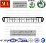 Auto Ventilation Grille para Skoda Fabia From 2007 (5J0 853 677)
