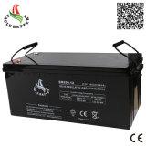 12V 200ah nachladbare gedichtete Leitungskabel-Säure-Batterie für Solar
