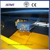 CNC Hydraulische Scherende Machine de Om metaal te snijden van het blad (QC12K-10X3200)
