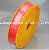 tube en plastique de pression de 8mm pour les pièces d'auto (OPT6.5*10mm*100M)