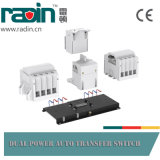 Rdq3nx de de Automatische Overdracht van het Type van Reeks MCB/Schakelaar van de Omschakeling (ATS)