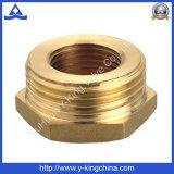 Ajustage de précision de pipe en laiton de connecteur de tuyau flexible de qualité (YD-6003)
