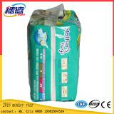 O tecido justo do adulto 2016 do cantão para a qualidade Diapersbaby de Elderlyhigh empacota tecidos