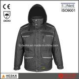 Оптовым куртка Parka Workwear проложенная Mens работая