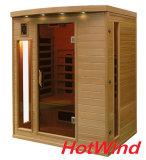 2016 Sauna infrarrojo lejano para 3 persona-CP3