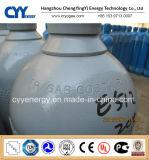 50L Oxygen Nitrogen Lar Acetylene CO2 Hydrogeen CNG 150bar/200bar Seamless Steel Gas Cylinder
