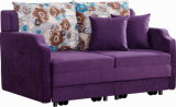 居間のための特別なFunctinal Fabric Sofa Bed