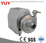 Pompe centrifuge sanitaire d'acier inoxydable de Yuy