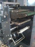 Impresora de Flexo para la tapa de la taza de la leche