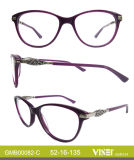 Optische Rahmen-Brille-Rahmen (82-C)