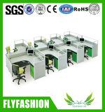 사무용 가구 사무실 책상 디자인 워크 스테이션 책상 (OD-123)