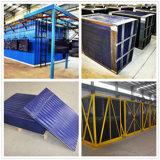 Боилер Customzied разделяет Corrugated лист корзины для роторного преподогревателя воздуха