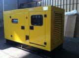 gruppo elettrogeno diesel silenzioso 50kw con il raffreddamento ad acqua