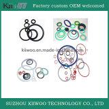 Kleine Toleranz-korrosionsbeständige Silikon-Gummi-Ring-Dichtungen