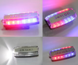 Jd-2 LED Warning Shoulder Clip Light para Policeman