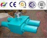 Cilindros rápidos da metalurgia da entrega