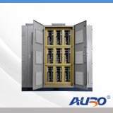 Alto voltaje de alto rendimiento trifásico VSD de la impulsión de la CA 200kw-8000kw