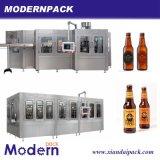 Máquina de enchimento da máquina/cerveja de engarrafamento da tríade