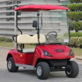 2 Seats Golf Course Battery Powered Carts with CE (DG-C2)