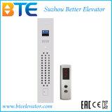 Controle Gearless de Vvvf do elevador do passageiro da tração do Mrl do Ce