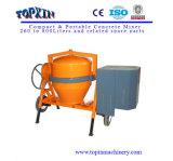 De hete Concrete Mixer van 350 Liter van de Machines van de Bouw van de Verkoop Beweegbare