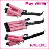 Покрытие Tourmaline M601c и удобный Curler волос ручки