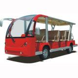 14のシートElectric Shuttle Bus、Eg. 6158k