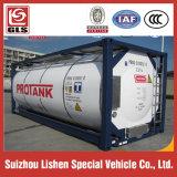 Contenitori isolati del serbatoio di iso di 20FT 40FT per trasporto del combustibile GPL