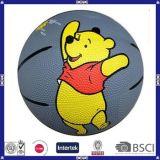 Basket-ball en caoutchouc chaud de la taille 3# de vente pour la promotion/gosses