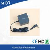 Asus Vivobook S200e X201e X202e 19V 1.75A 33W를 위한 정연한 플러그 AC 접합기 충전기
