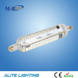 10W 800-850lm 220-240V LED R7s con 30000h
