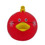 Presente animal da esfera do círculo para o dia de Natal