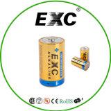 Батарея Lr20 размера высокого качества 1.5V d алкалическая сухая