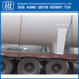100m3 criogénico de gas industrial tanque de almacenamiento