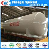 Tanque de gás liquefeito do tanque de armazenamento 20ton do gás do propano do petróleo 50m3 LPG para Zimbabwe