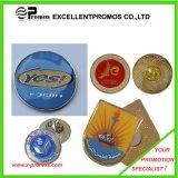 高品質のカスタム柔らかいエナメル昇進Pinのバッジ(EP-B7025)