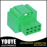 Connecteur automobile vert de Youye de connecteur automatique femelle de 8 bornes